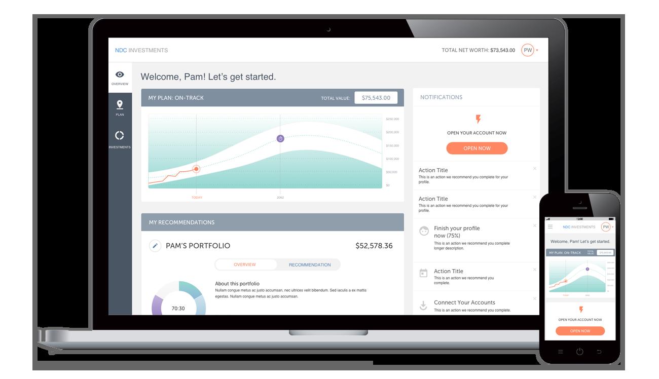 AdvisorEngine Client Portal Module 1-1