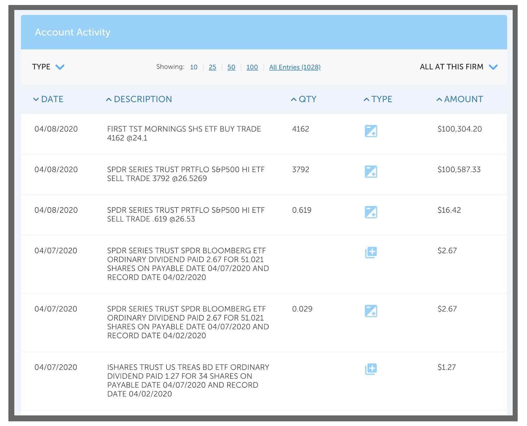 AdvisorEngine Trading Rebalancing Module 6