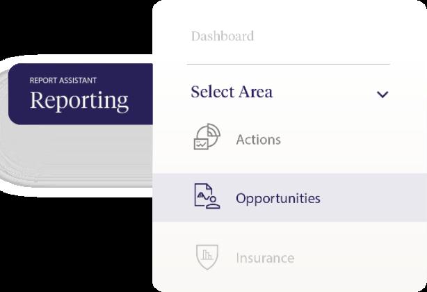 AdvisorEngine Wealth Management Technology - Junxure CRM Reporting