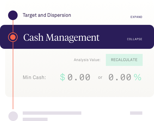 AdvisorEngine Wealth Management Technology - Cash Management