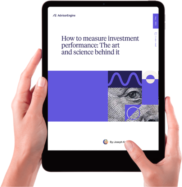 AdvisorEngine Wealth Management Technology Performance Reporting - Download Tip Sheet