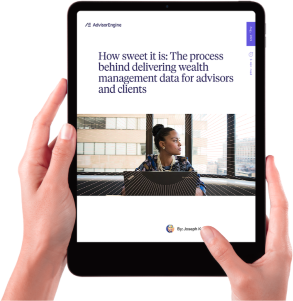AdvisorEngine Wealth Management Technology - Fee Billing EBook