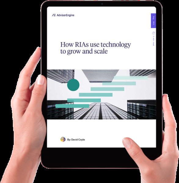 AdvisorEngine Wealth Management Technology - Client Portal EBook