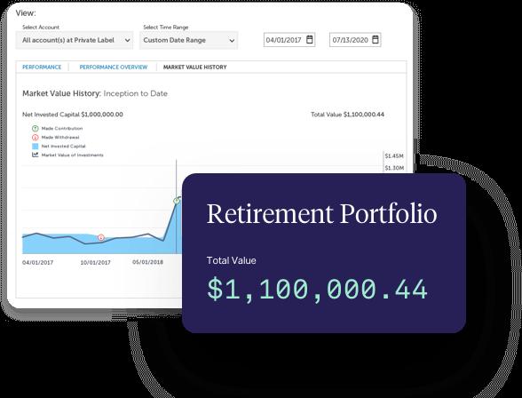 AdvisorEngine Wealth Management Technology - Performance Reporting